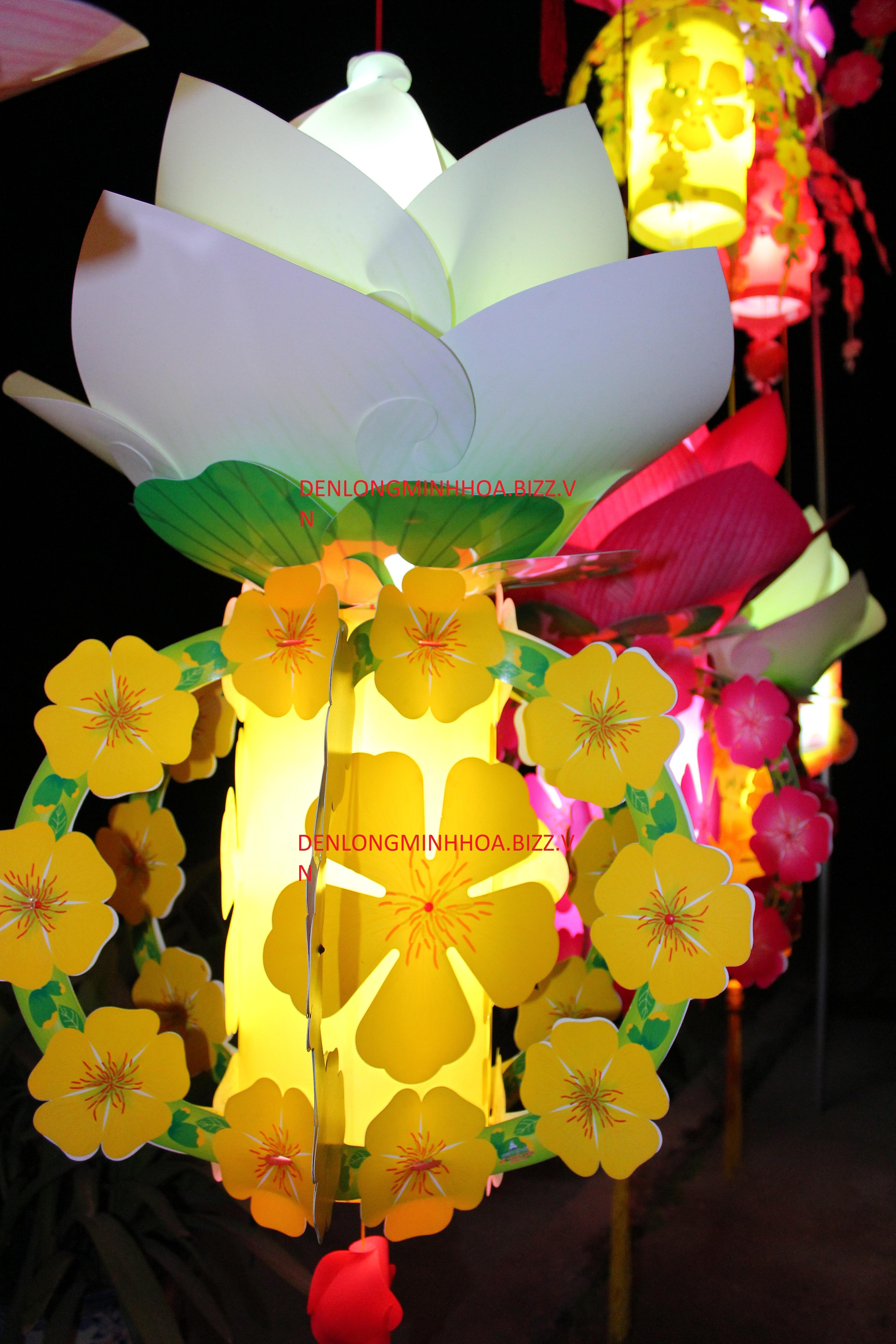 Bán đèn nhựa truyền thống Hà Nội